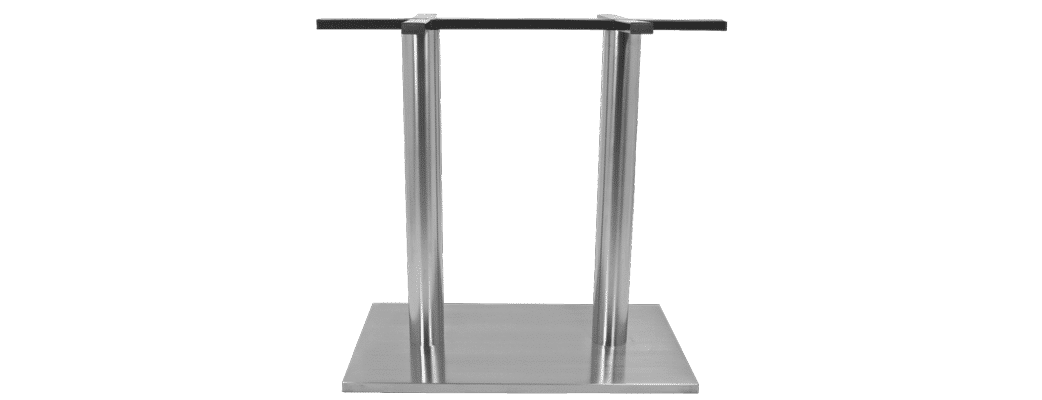 Sneg double stainless steel base