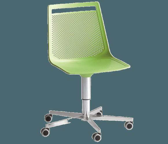Akami 5R chair gas lift castors