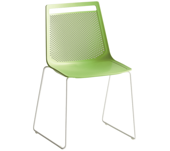 Akami S | Sled | Chair | Office | Modern | Simple | Classy