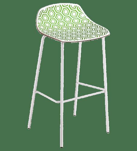 Alhambra - colourful bar stool