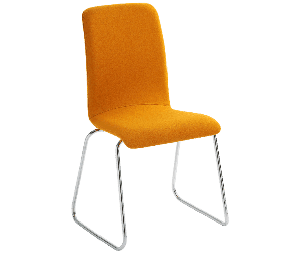 Bella Sled Chair for hospitality