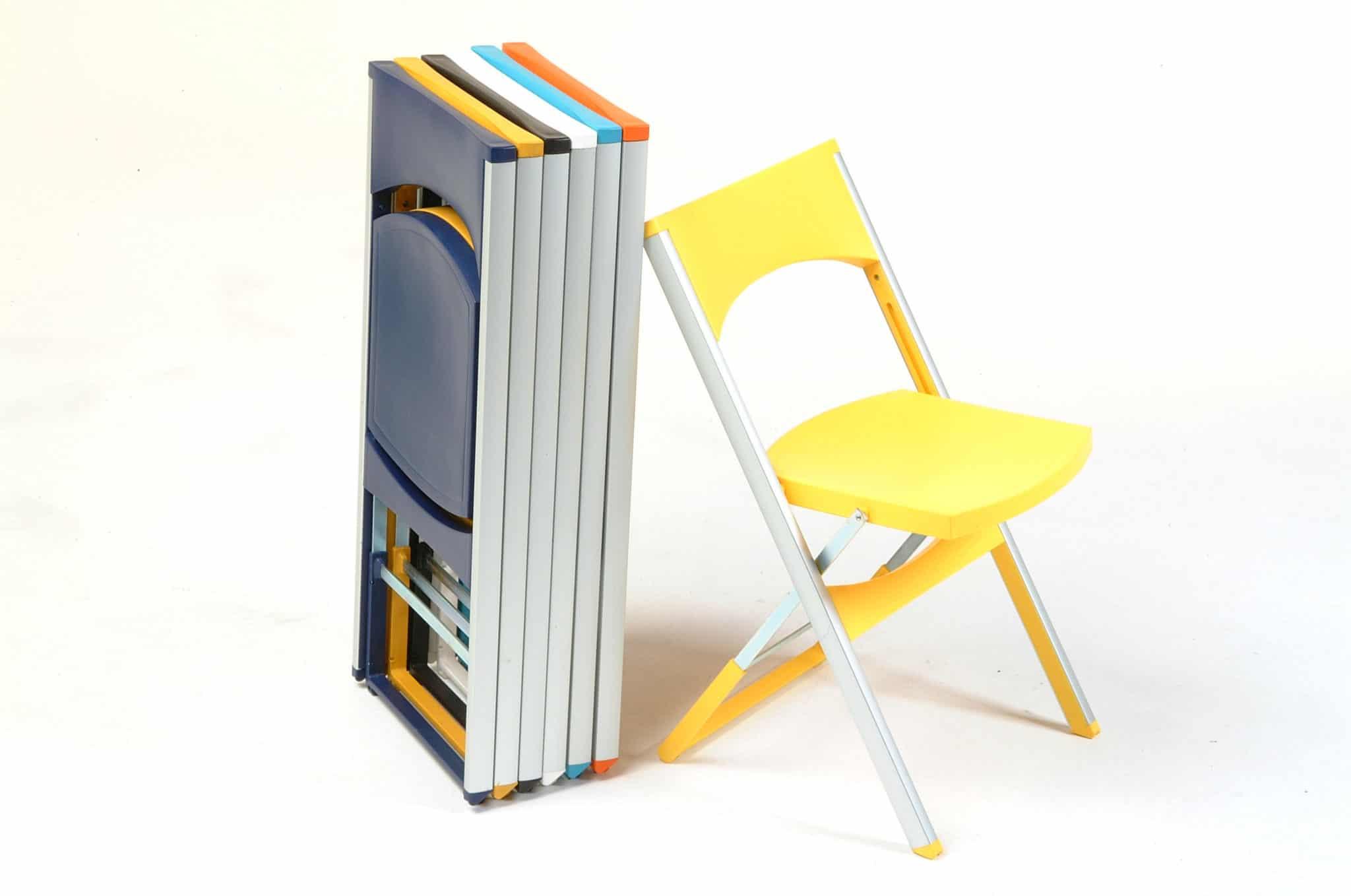 Compact, indoor, outdoor, stacking, modern, simple