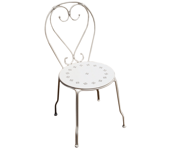Chaise | french | elegant | cafe | chair | antique