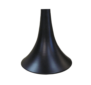 Chalice-black-table-base