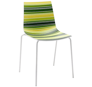 Claire, patterns, 4 legs, colourful, modern, revolutionary, collection, chair