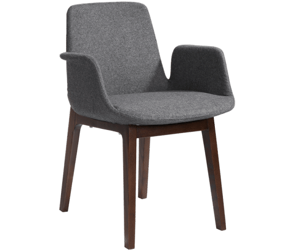 Escabar , upholstered, timber, seat, chair. modern, classy