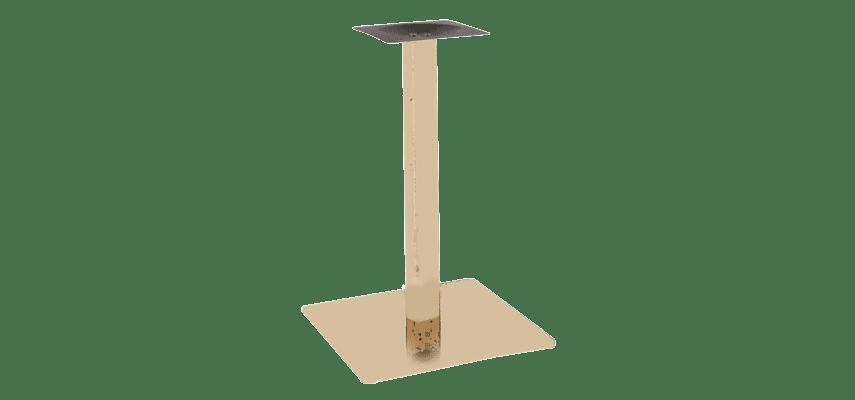 Titanium 27-45 square base