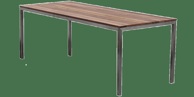 Kwila-table
