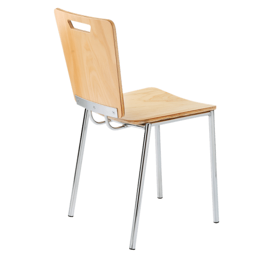 Ned Kelly, chair, wood, steel, classy, cafe, events, restaurants, meetings