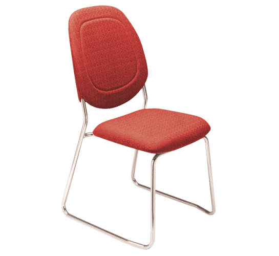 Oval chair soft seating