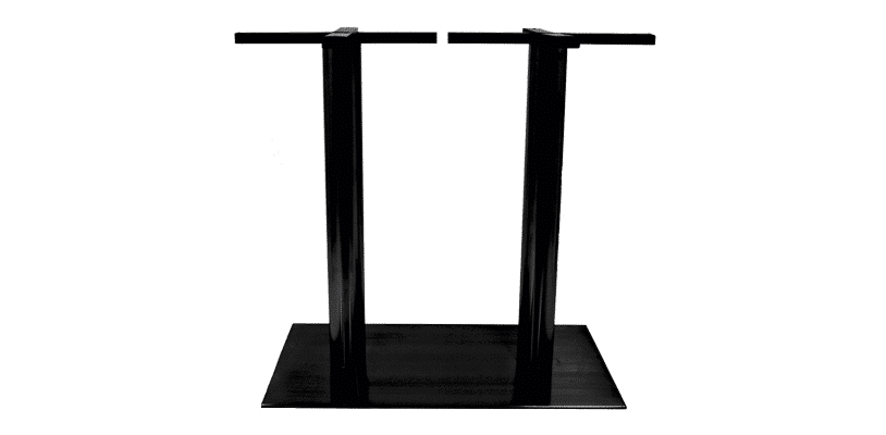 Plate-Table-Double base
