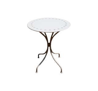 tabla table 600, garden furniture, outdoor, antique design