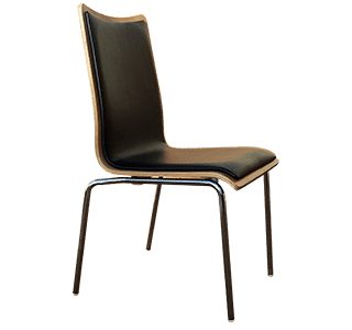 bonn chair with insert, timber, cafe, restaurant, hospitality