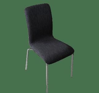 Bella chrome chair, commercial chair