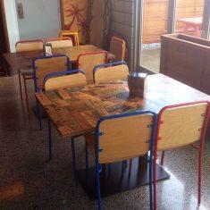 Mexicali Fresh Restaurant Furniture 1
