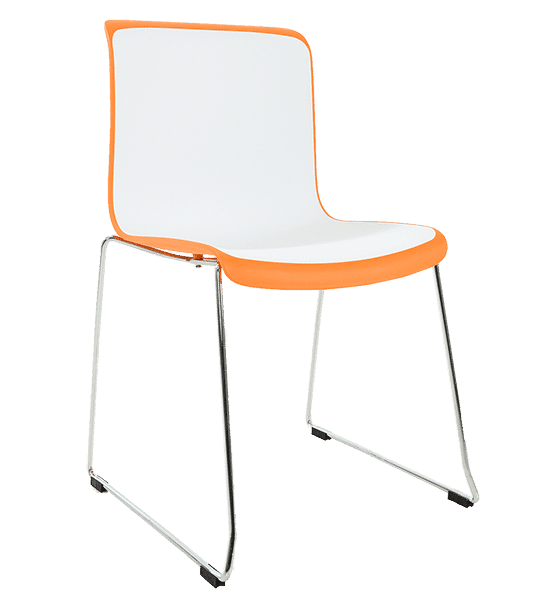 Sola Chair Sled conference centre furniture