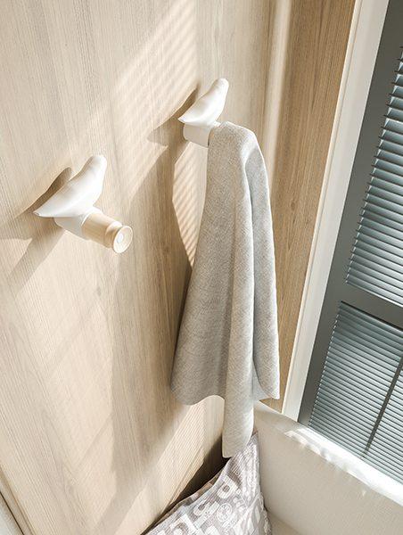 Bird Coat Hanger