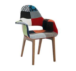 delta chair, commercial, indoor, upholstered, hospitality