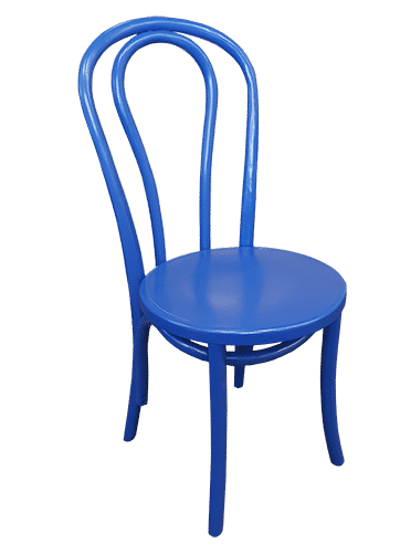 Bentwood Painted Chair for cafe chairs or restaurants