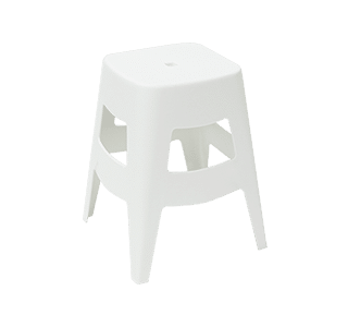 polly white stool Auckland