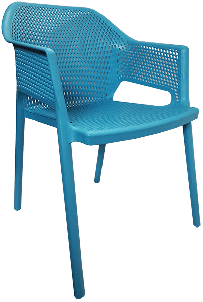 Minush Plastic Chair with arms