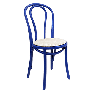 bentwood chair seat pad, restaurant, cafe, bar