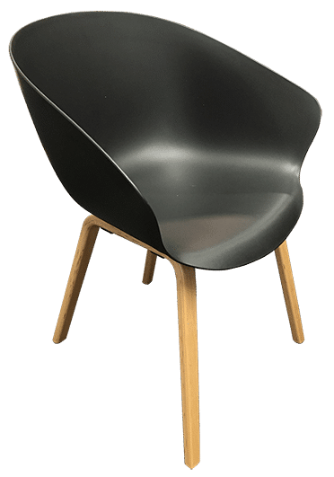 Bucket Chair Titan Furniture Beech Wood Chair