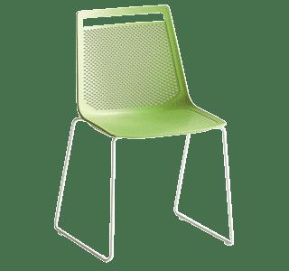 Akami S | Sled | Chair | Office | Modern | Simple | Classy