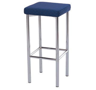 Club bar stool