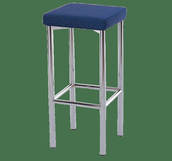 Club bar stool