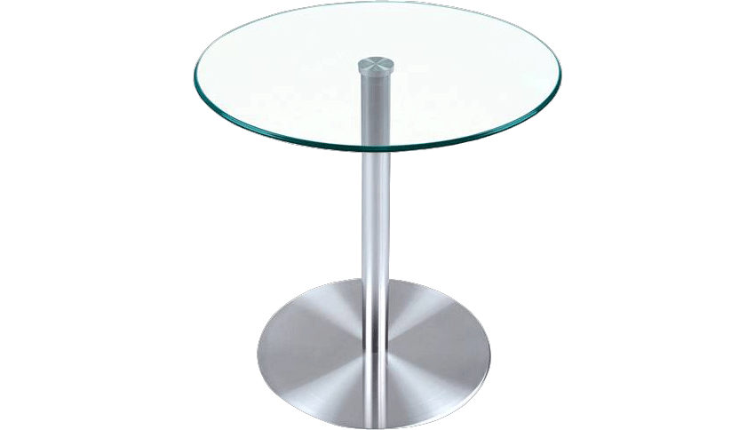 Contro-glass top coffee table