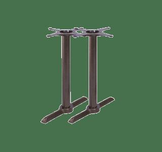 Crucifix-double-table base