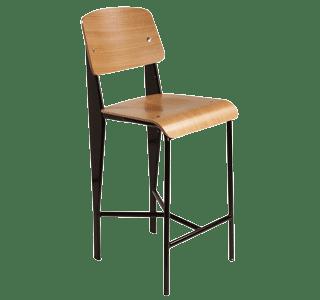 Jean-Prouve-replica--stool-