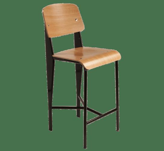 Jean Prouve replica stool