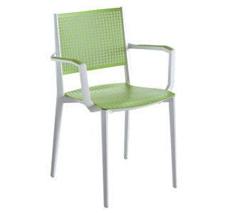 Kalipa W, outdoor, chair, colourful, bright, modern, simple