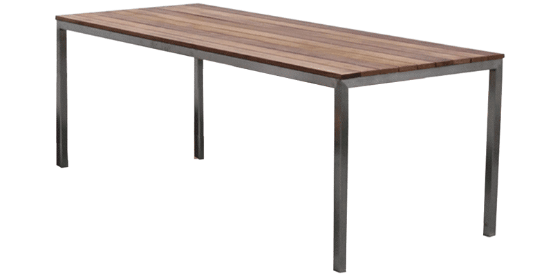 Garapa-table | timber table top