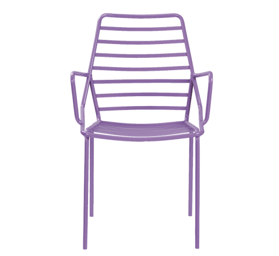 Link Arm, outdoor, outdoor chair with arms, rang of colours, versatile