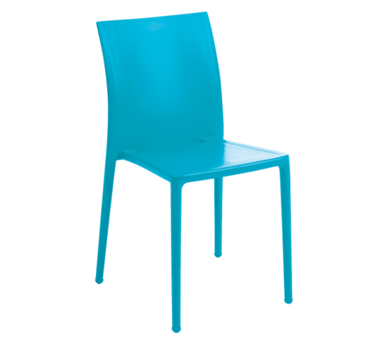 Moon, outdoor chair, able to stand weather, colourful, simple, chair