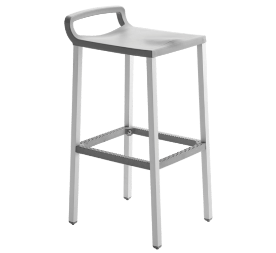 Ofer stool foot rest