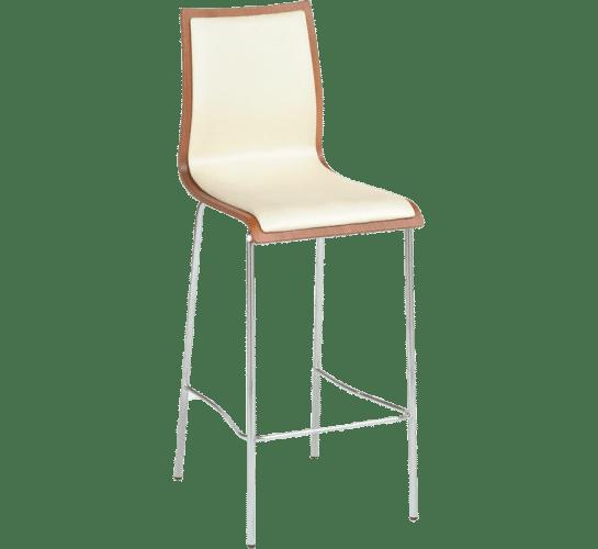Oggi stool upholstered