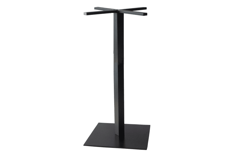Plate-Base-Square-bar leaner