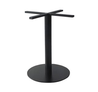 Plate-Table-Base-Round