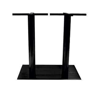 Plate-Table-Double base