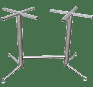 Roundo-Twin bar leaner small