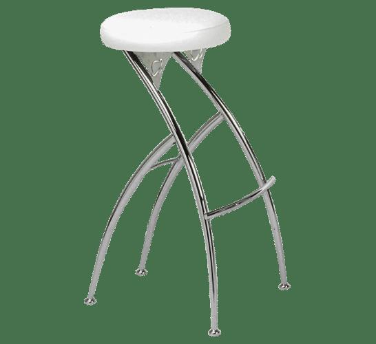 Saturn stool round