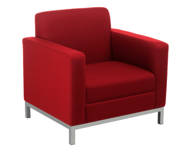 Studio chair soft seating