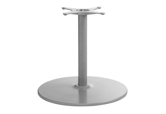 Trumpet Table Base 43D - Small Delux table base