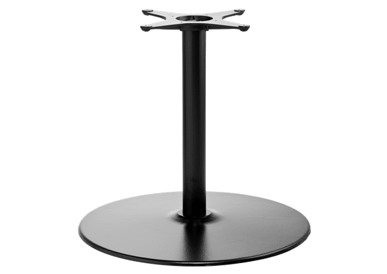 Trumpet round table base