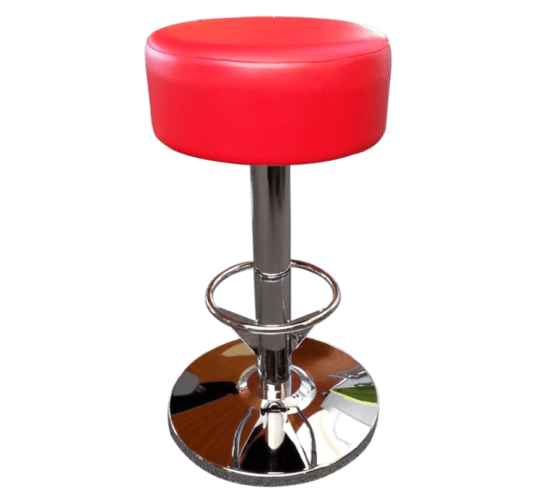 Urban retro bar stool