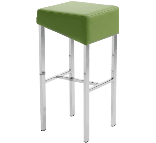 Wedge stool rectangle leg